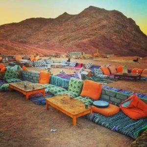 חפלה בדואית בהרי דהב